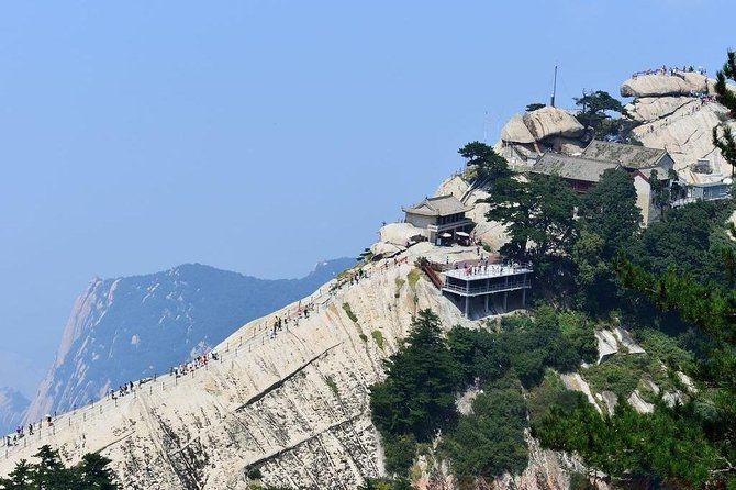 1-Day Private Tour: Mount Huashan With the Lunch from Xi'an