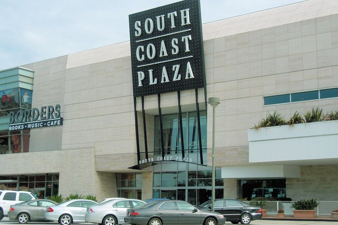 South Coast Plaza. Costa Mesa, CA.