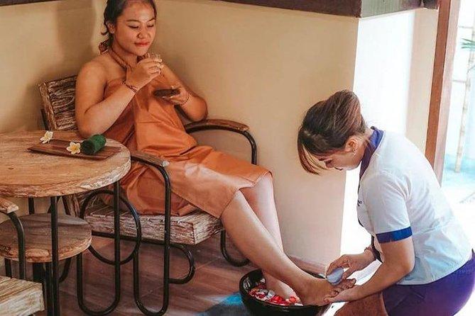 Bali Luxury Spa Treatmen for 2 Hour All Inclusive