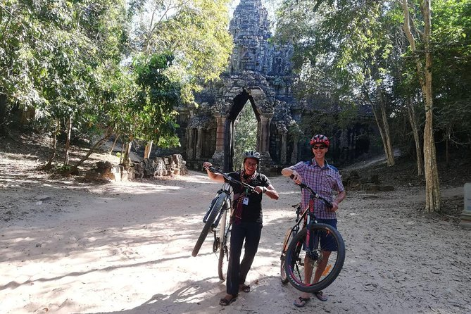 Bike Tour by Local Guide to Angkor Complex