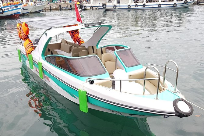 OnBird - Rental Private Speedboat in South Phu Quoc