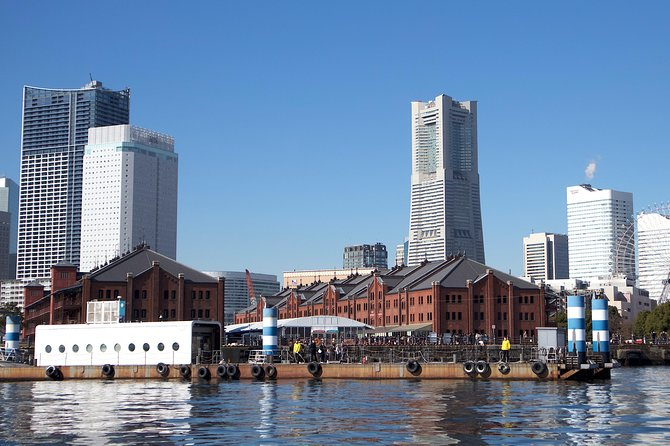 Private Yokohama Tour - History, Culture and Food