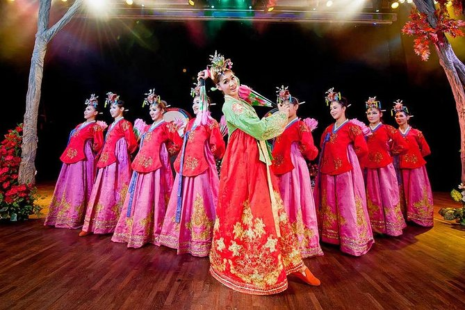 Spectacle de cabaret à Phuket