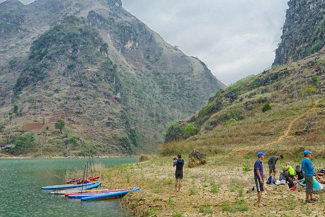 Vietnam Trek & Paddle Tour – Nho Que River & Tu San Gorge Adventure