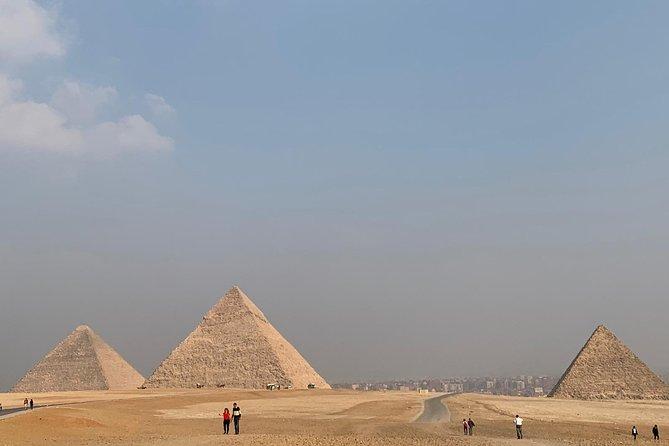 Full day Giza Pyramids, Saqqara &Memphis