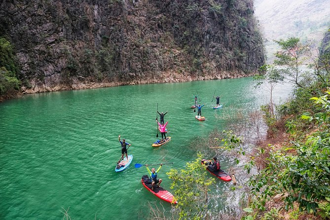 Vietnam Paddle Tour – Camping & Paddling on Nho Que River