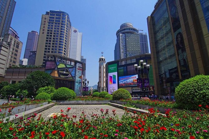 2-Days Chongqing City Highlights Sightseeing Private Tour