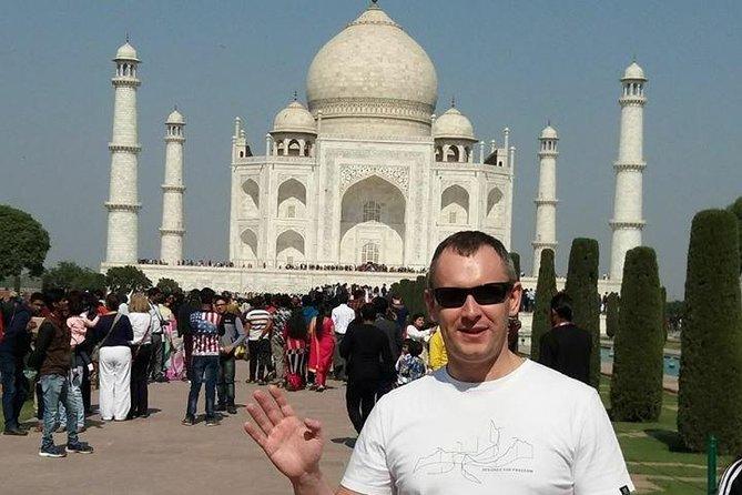 8 Day Private India Tour: Delhi, Taj-Mahal, Shimla & Manali