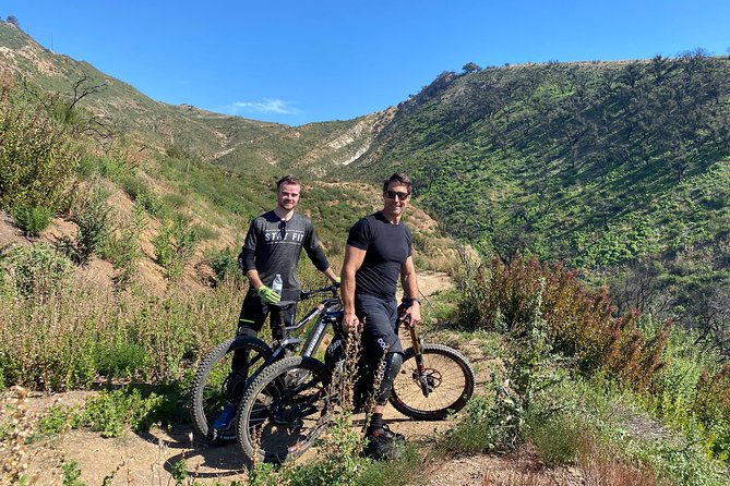 Best Electric Mtn. Bike Experience -montrose