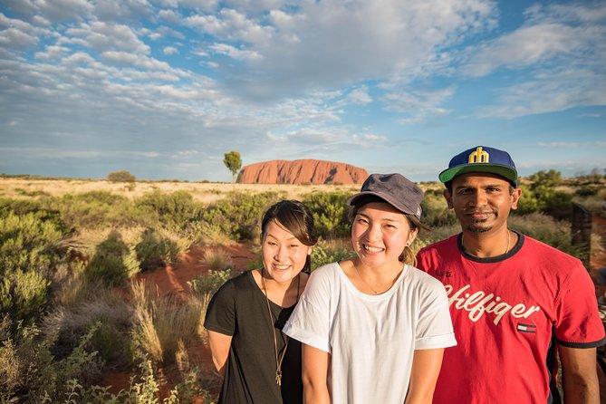 Uluru, Kata Tjuta and Kings Canyon Camping Safari from Alice Springs