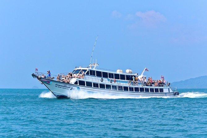 Krabi - 5 Island Tour by Big Boat
