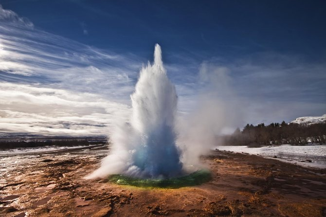 8 Days Iceland Northern Lights Exploration with Blue Lagoon and fjord cruise