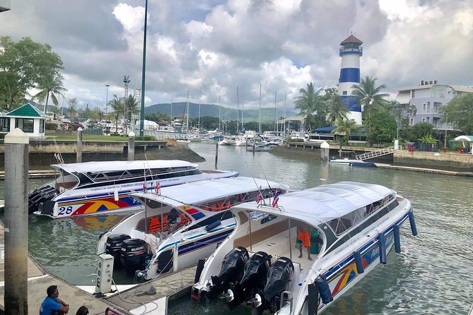 Private Exclusive Speed Boat Tours to Phang Nga Bay