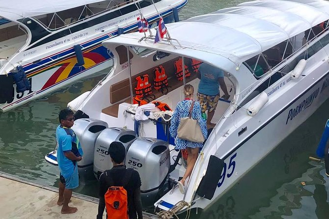 Private Customized Tour to Phi Phi Island