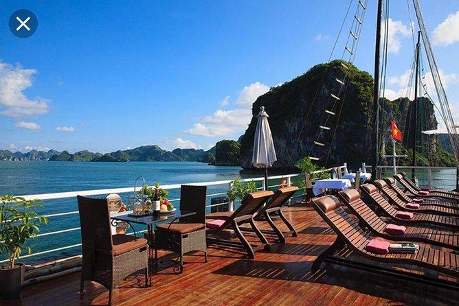 Ha Long Bay SeaSun Cruise - 2 Day 1 Night From Ha Noi