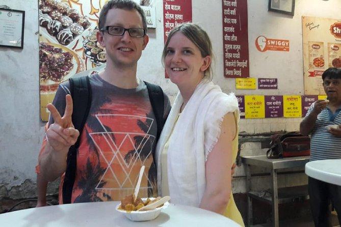 Bikaner 2 Hour Guided Street Food Tasting Tour