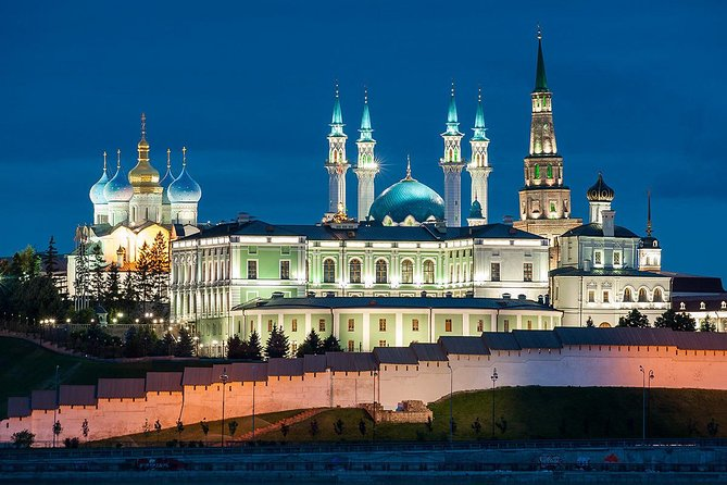 Sightseeing tour of Kazan, the ancient capital of the Bulgars and historical heritage of UNESCO