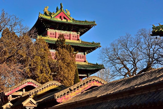 Private transfer to Shaolin Temple from Zhengzhou