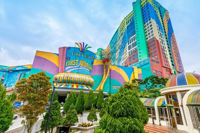 Genting Highland And Batu Caves Tour Include 2-Way Cable Car Tickets