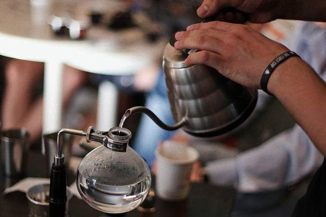 Private Coffee Making Class in Baku
