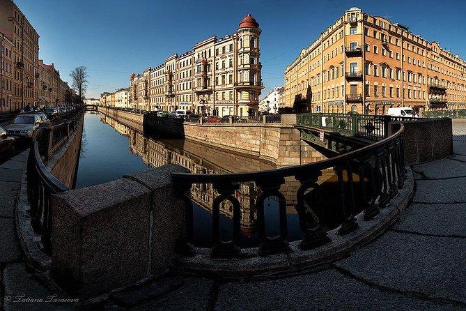 4-Hour Walking Tour of Saint Petersburg's Feodor Dostoevsky