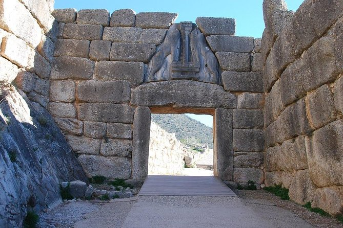 Private full day tour to Mycenae, Epidaurus and Corinth Canal