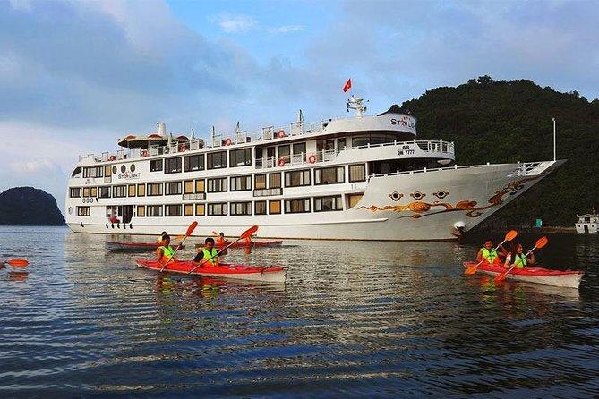 2 Day Bai Tu Long Bay Cruise from Hanoi