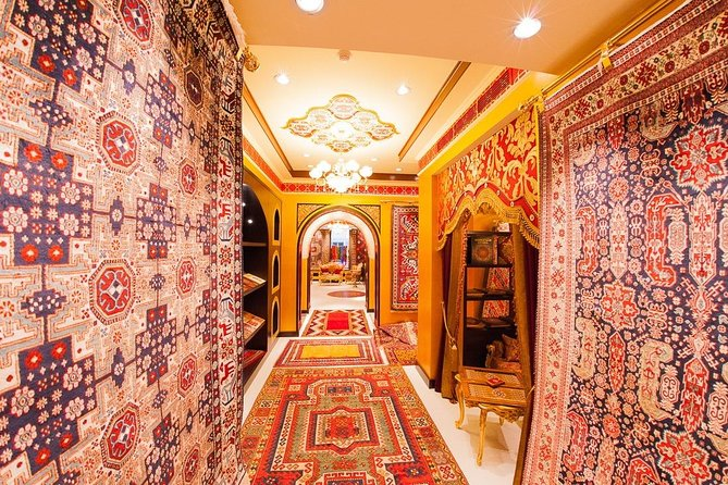 """History of Azerbaijani Carpets"" Excursion"