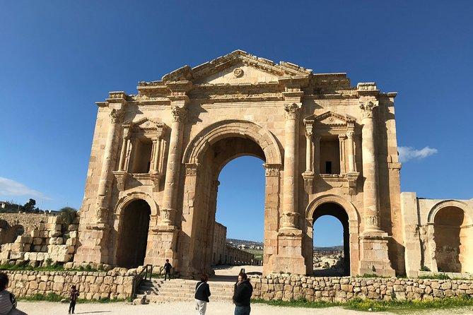 Jerash and Ajloun 1 day tour with Abolmor