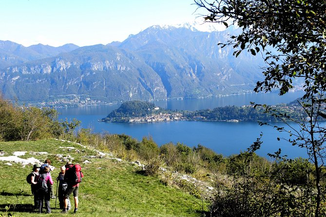 Scenic guided HIKE - Nature&Walk on Lake Como