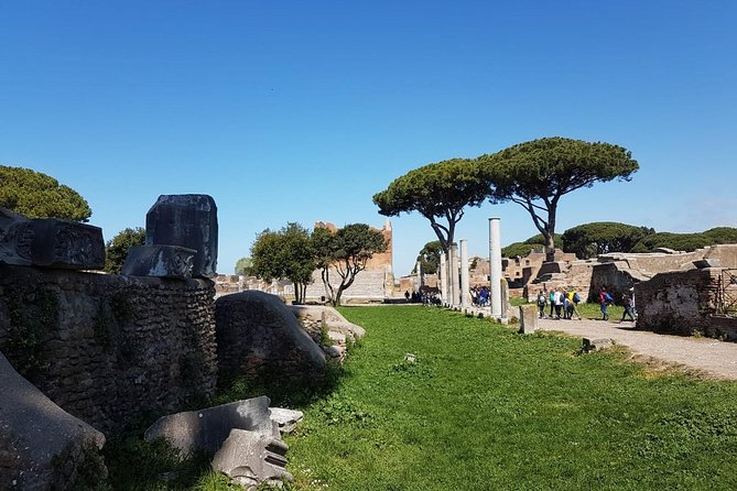 Different Rome and visit to Ostia Antica - Full day with lunch