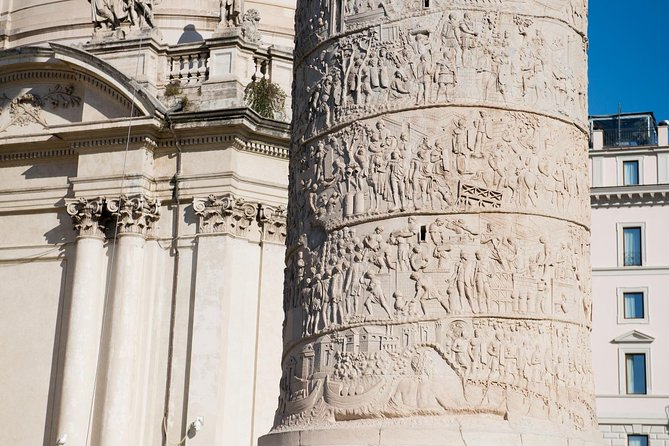 Private Tour Imperial Forum & Trajan's Market w/Forum Pass & Local Guide!