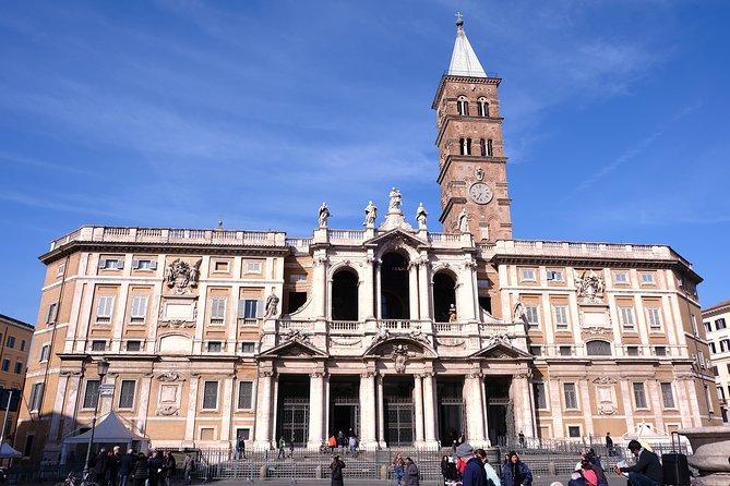 Santa Maria Maggiore, Santa Pudenziana & Santa Prassede Private Church Tour
