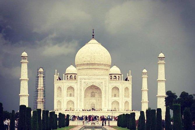 Skip the Line: Taj Mahal And Others