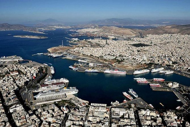 Piraeus Port to Chalkis or the Opposite