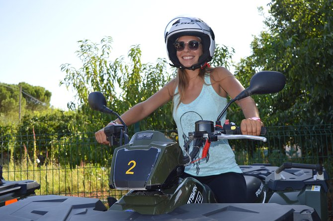 Excursión en quad por el Algarve central de día completo