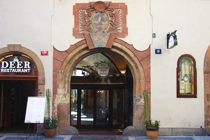 The secrets of Prague house signs