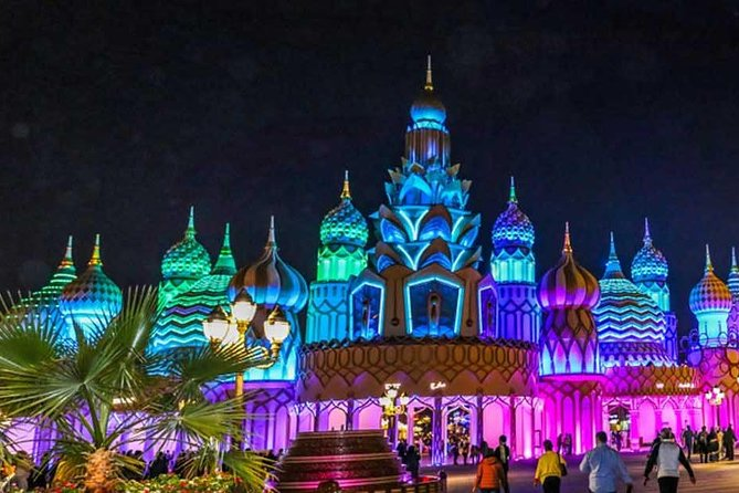 Global village & Butterfly Garden Ticket with Transfer