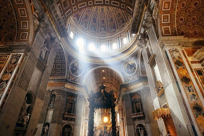 Rome in a day: Imperial and Vatican Itinerary - Private Tour
