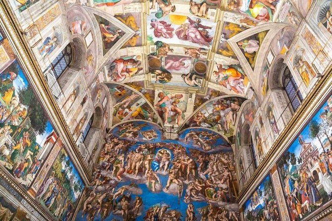 Saint Peter's Basilica, Vatican Museums and Sistine Chapel - Private Tour