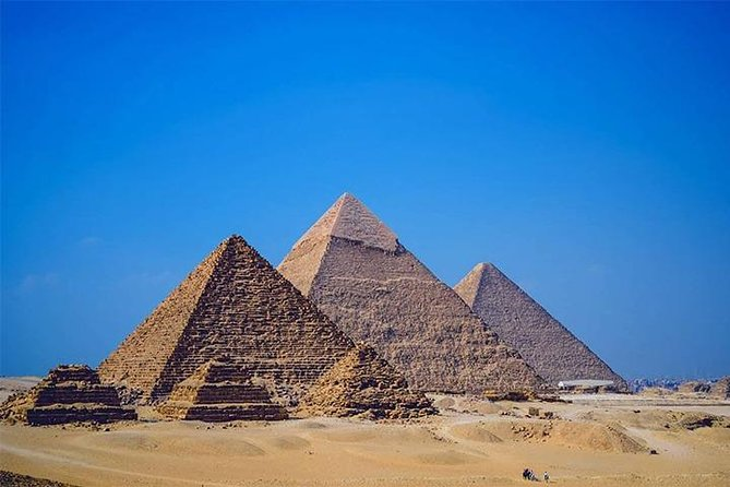 Pyramids & Nile Cruise by Train