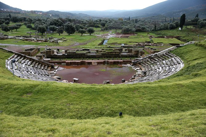 Ancient Messene Private Tour from Athens