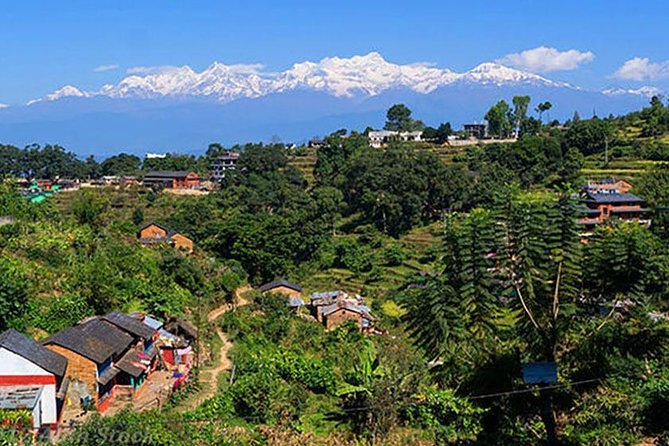 Changu Narayan til Nagarkot Day vandretur