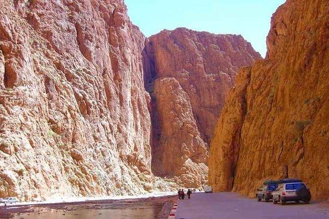 4 Days Circuit from Marrakech to Merzouga Desert