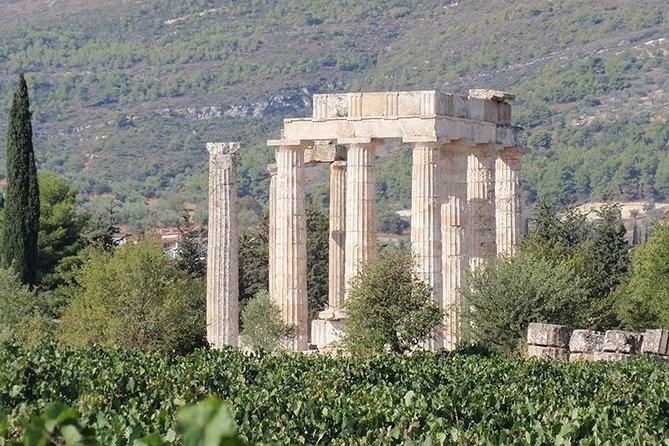 1. Wine Tour Nemea: The Lion of Nemea