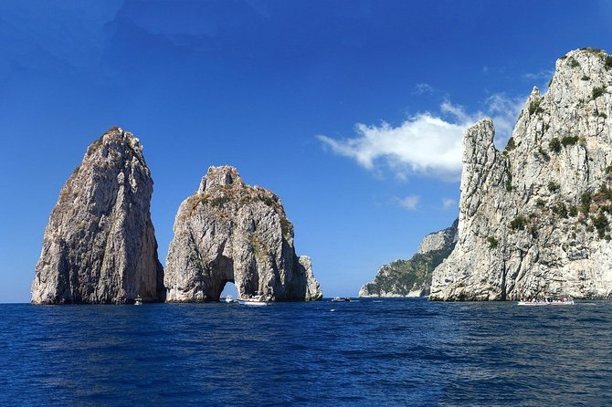 The Best of Capri in a day - From Naples