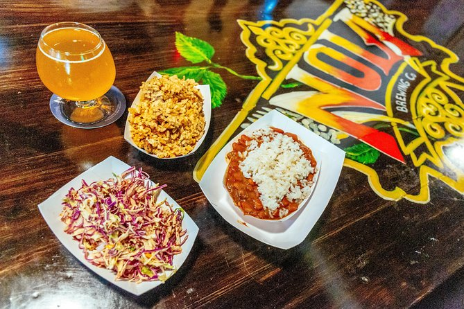 The Taste of New Orleans: Brewery, Beer and Bites Private Tour