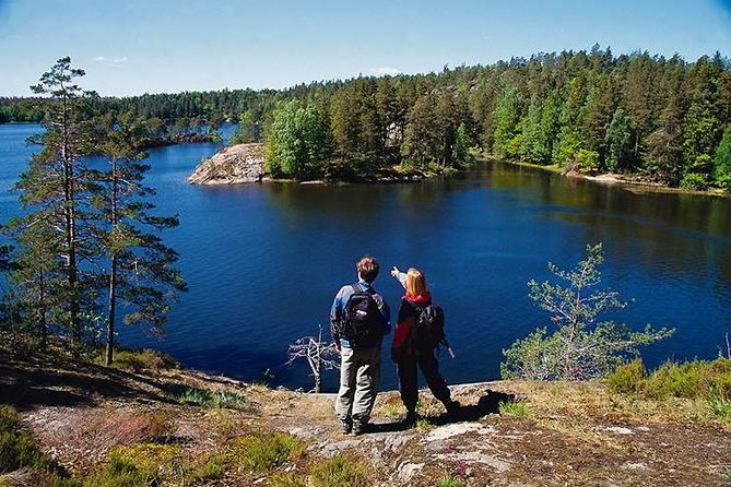 Self-Guided Hiking in Stockholm Nature