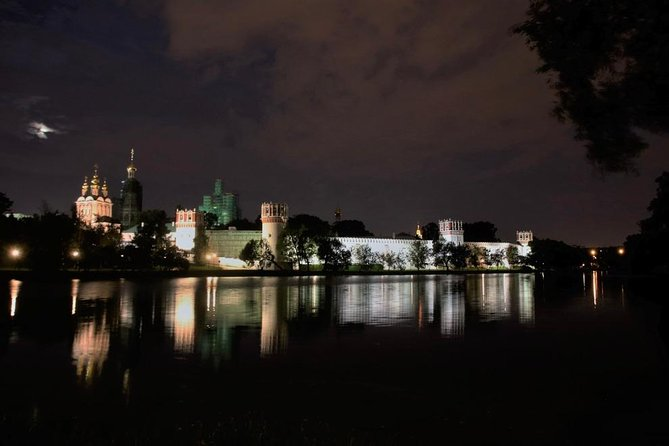 Night Tour in Moscow WITH TRANSPORTATION