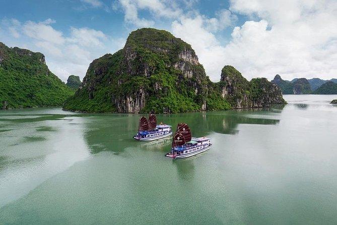 Ha Long Bay 2 Days 1 Night From Hanoi